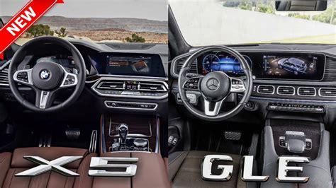 mercedes gle 2019 interior 2019 bmw x5 vs 2019 mercedes gle interior design