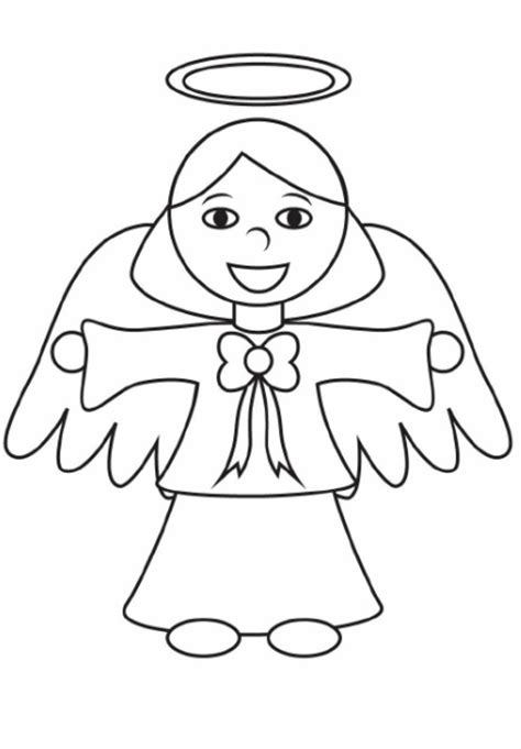 preschool coloring pages angels angel coloring pages download