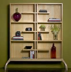 Innovative Bookshelves Innovative Wooden Bookshelf Design Plushemisphere