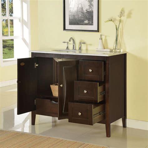 45 inch vanity cabinet 6269 wm 45 45 single vanity carrara white marble