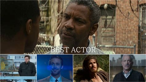 2017 oscar predictions best actor 2017 oscar predictions best actor november awardswatch