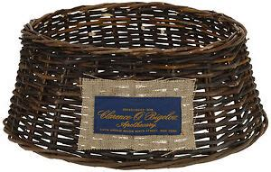 michaels christmas tree basket base willow basket tree cover tree skirt tree stand cover ebay