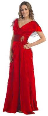flattering dresses for over 50 red dresses for women