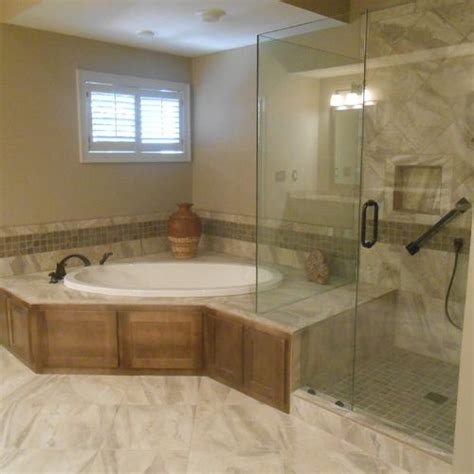 corner tub bathroom ideas 17 best ideas about corner tub on corner