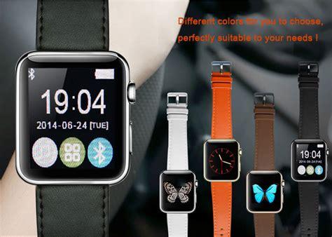Smart Aw 08 Black pod 243 metro bluetooth 4 1 inteligente reloj de pulsera de