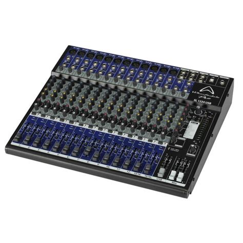Mixer Wharfedale wharfedale pro sl1224 usb mixer at gear4music
