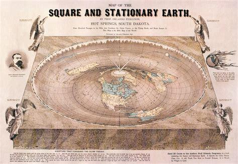 parablesblog addendum  flat earth theory