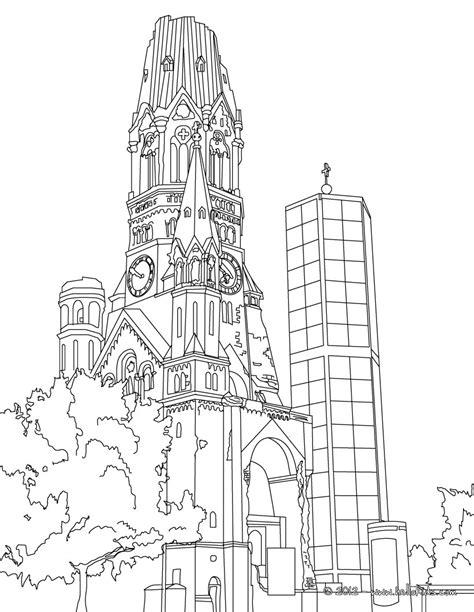 avengers tower coloring pages kaiser wilhelm ged 196 chtniskirche berlin zum ausmalen zum