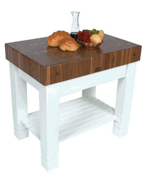x butcher block top kitchen island in white on sale online john boos homestead butcher block kitchen island walnut