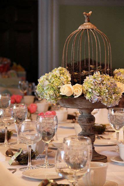 Martini Table With Bird