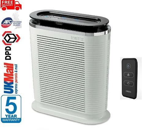 homedics ar 20 gb professional air purifier hepa air cleaner 100 cadr brand new ebay