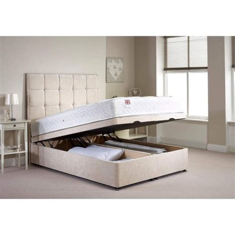 ottoman in front of bed ottoman front lift bed the furniture superstore