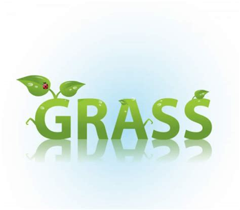 tutorial adobe illustrator beginner grass text effect in illustrator