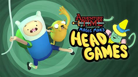 Heads For Time by Adventure Time Magic S