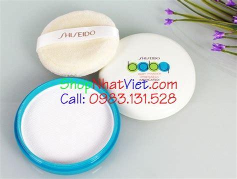Shiseido Medicated Baby Powder review mỹ phẩm nhật bản shiseido whip shiseido