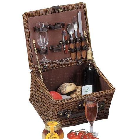 der perfekte picknickkorb picknickkorb f 252 r 2 personen geschenkidee ch
