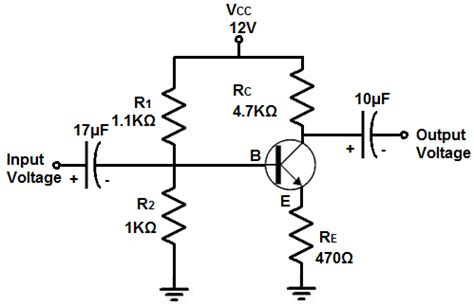 transistor lifier output voltage how to build a voltage lifier circuit with a transistor