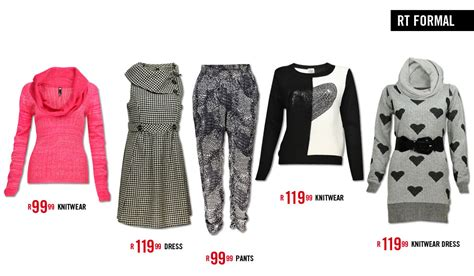 items from mr price all 4