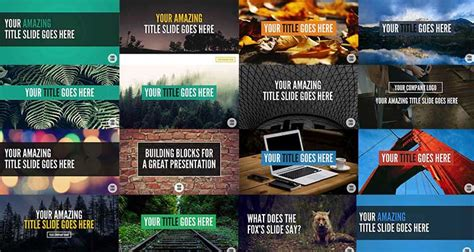 29 Amazing Powerpoint Title Slide Template Free Amazing Presentation Templates