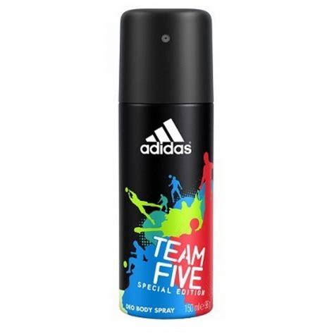 Adidas Deodorant adidas team five deospray 150 ml 15 95 kr