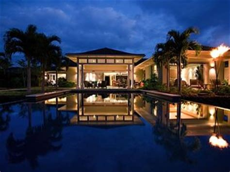 Luxury Homes For Rent In Hawaii Luxury Home Rental At Exclusive Hualalai Resort Hawaii 4 Br Vacation House For Rent In The Kona
