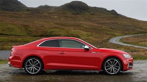 Audi A5 Coupe Rot by 2017 Audi A5 Coupe Review