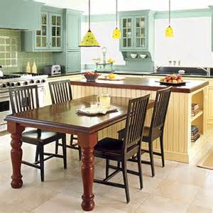 T Shaped Kitchen Island T Shaped All About Kitchen Islands This Old House