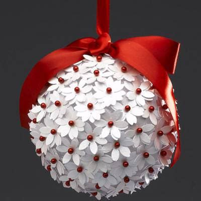 Paper Ornament Crafts - pretty paper ornaments craft ideas tip junkie
