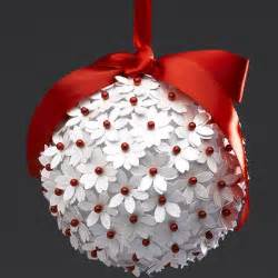 pretty paper ornaments craft ideas tip junkie