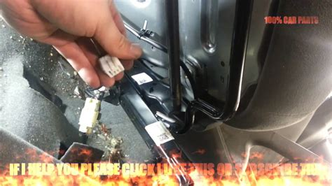 seat belt buckle repair youtube rep change a for 2003