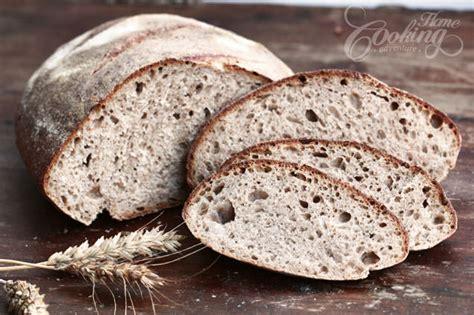 50 hydration sourdough starter 50 percent whole wheat sourdough bread home cooking