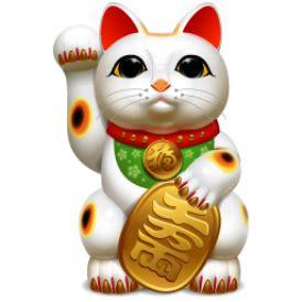 Maneki Neko Fortune Cat Maneki Neko The Lucky Cat Of Japan Pets And Docile