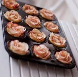 easy apple desserts how to make apple roses for a pie and mini tarts