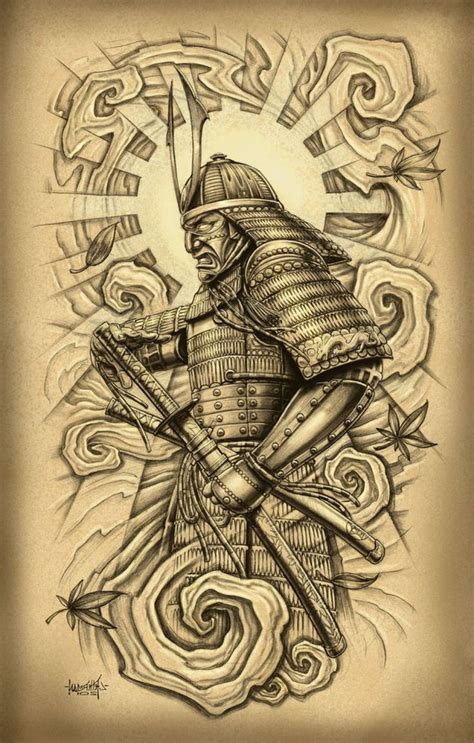 samurai warrior tattoo design 32 best savaş 231 ı d 246 vmeleri images on