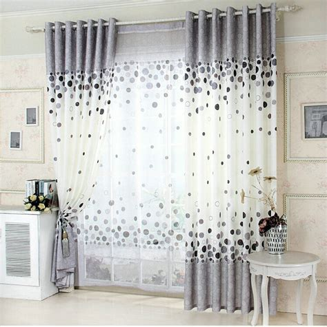 aliexpress buy new arrival blue window curtain for