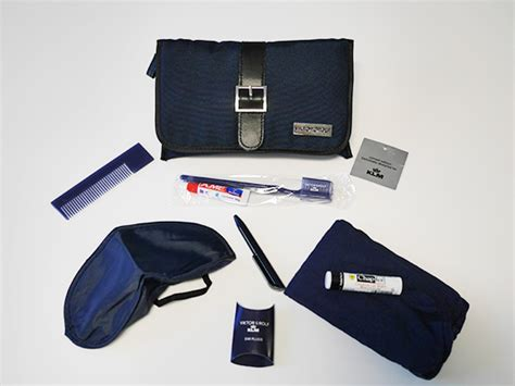 Tas Amenity Kit Viktor Rolf From Klm Business Class Jf0o 6 of the best and business class amenity kits