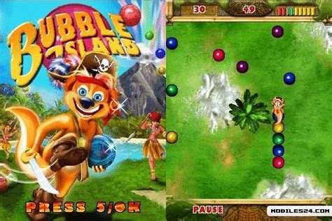 themes download u10i bubble island 240x432 se u10i aino free mobile game