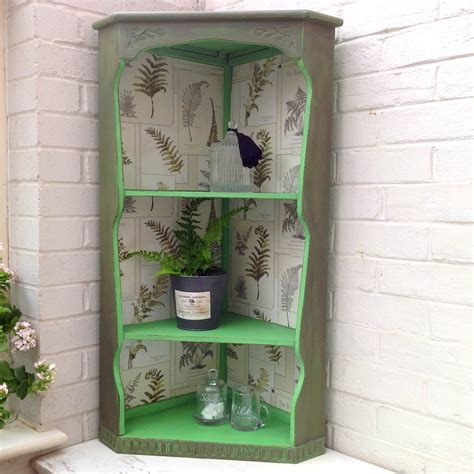 decoupage cupboard decoupage corner shelf cupboard no44 homeworks
