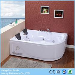large 2 person indoor whirlpool tub bathtub