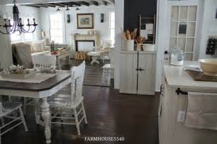 Open Floor Plan Farmhouse Charming Farmhouse Tour Farmhouse 5540 Town Amp Country