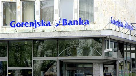 korber bank board reshuffle at gorenjska banka