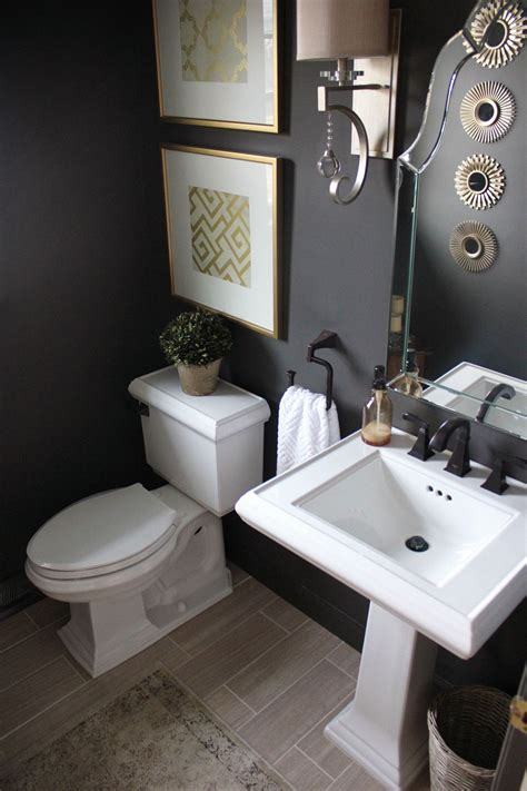 powder room accessories lee owens design elegant contemporary home bold color