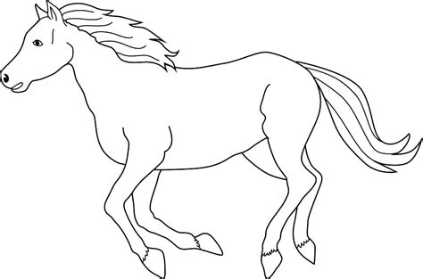 Coloring Of Horses by Coloring Sheets Of Horses Jumping Coloring Sheets