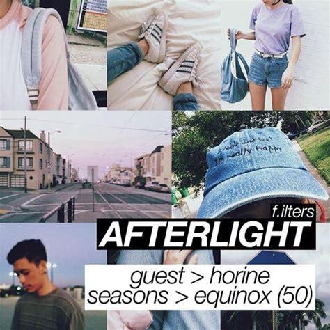 tutorial edit foto afterlight สอนแต งร ป afterlight ต งค าย งไงให ร ปสวยข นเทพ