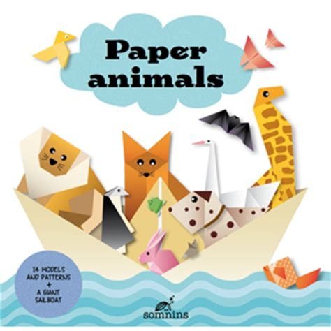 How To Make A Paper Animals - paper animals somnins somnins