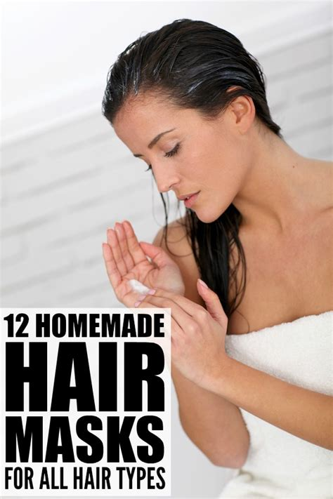 Hair Mask Diys Tips Tricks by Hair Masks For All Hair Types