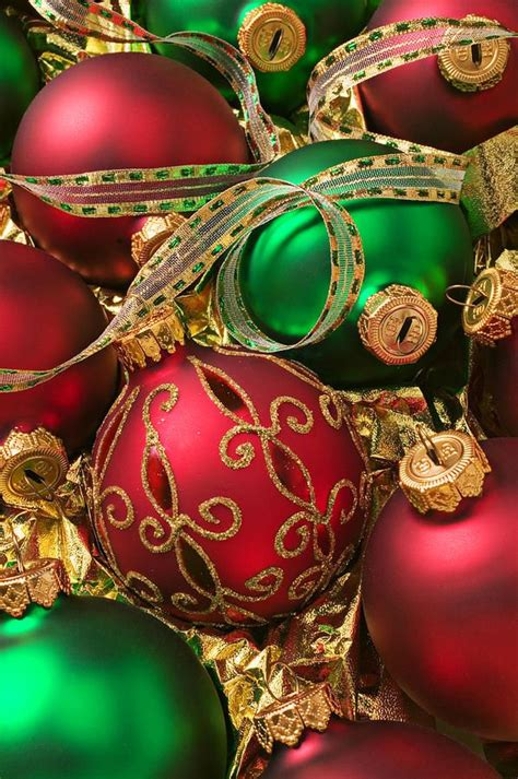 lucky colors christmas decor ornaments traditional for your home decoration