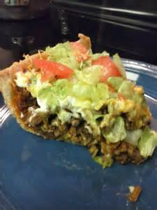 taco pie delicious fast and easy frugal mommy christine