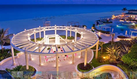 sandos cancun resort for destination wedding   Wedding