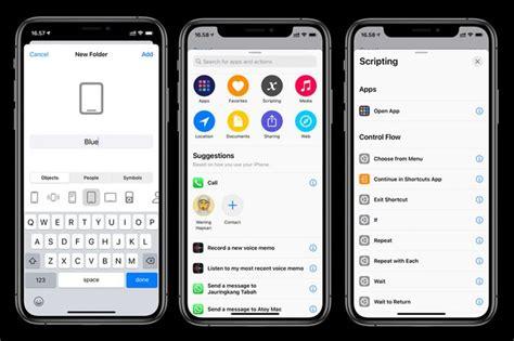 menghias homescreen iphone ios  tampil lebih